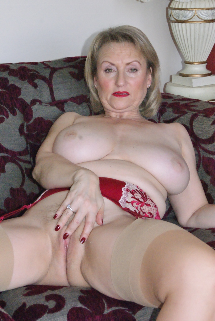 Are absolutely English mature women sucking cock