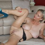 Hot MILF wants a good fuck